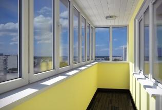 утепление балкона и лоджии