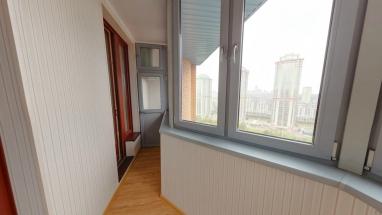 отделка балкона в Минске под ключ